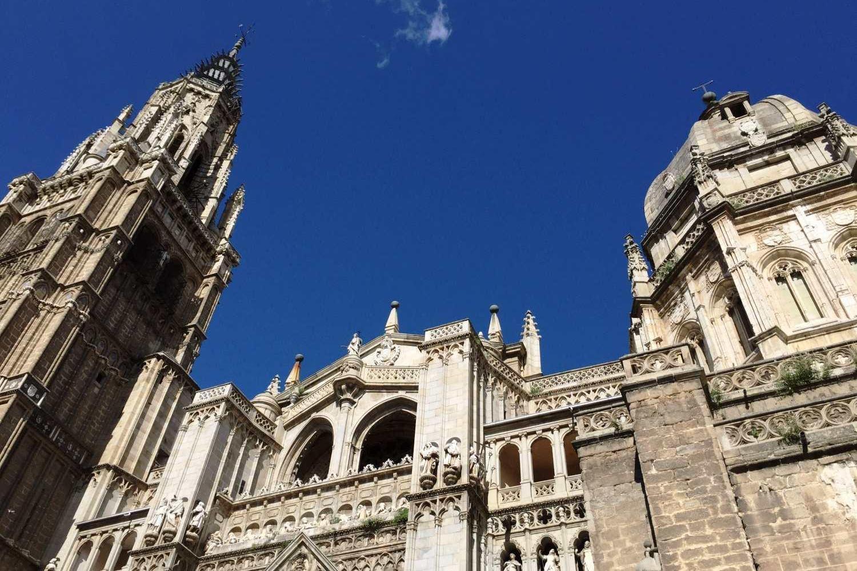 Tour of Madrid, Segovia and Toledo