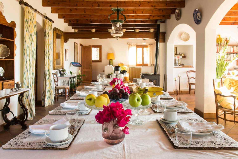 Agroturismo romantico en Mallorca