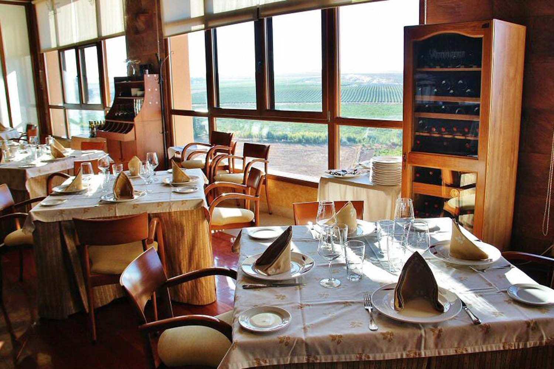 Restaurante en bodega cerca de Madrid