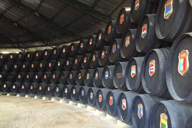 Visit the Tio Pepe winery in Jerez de la Frontera