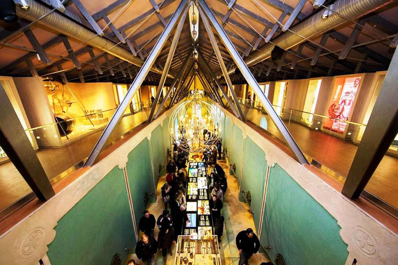Visita al museo del vino de Toro