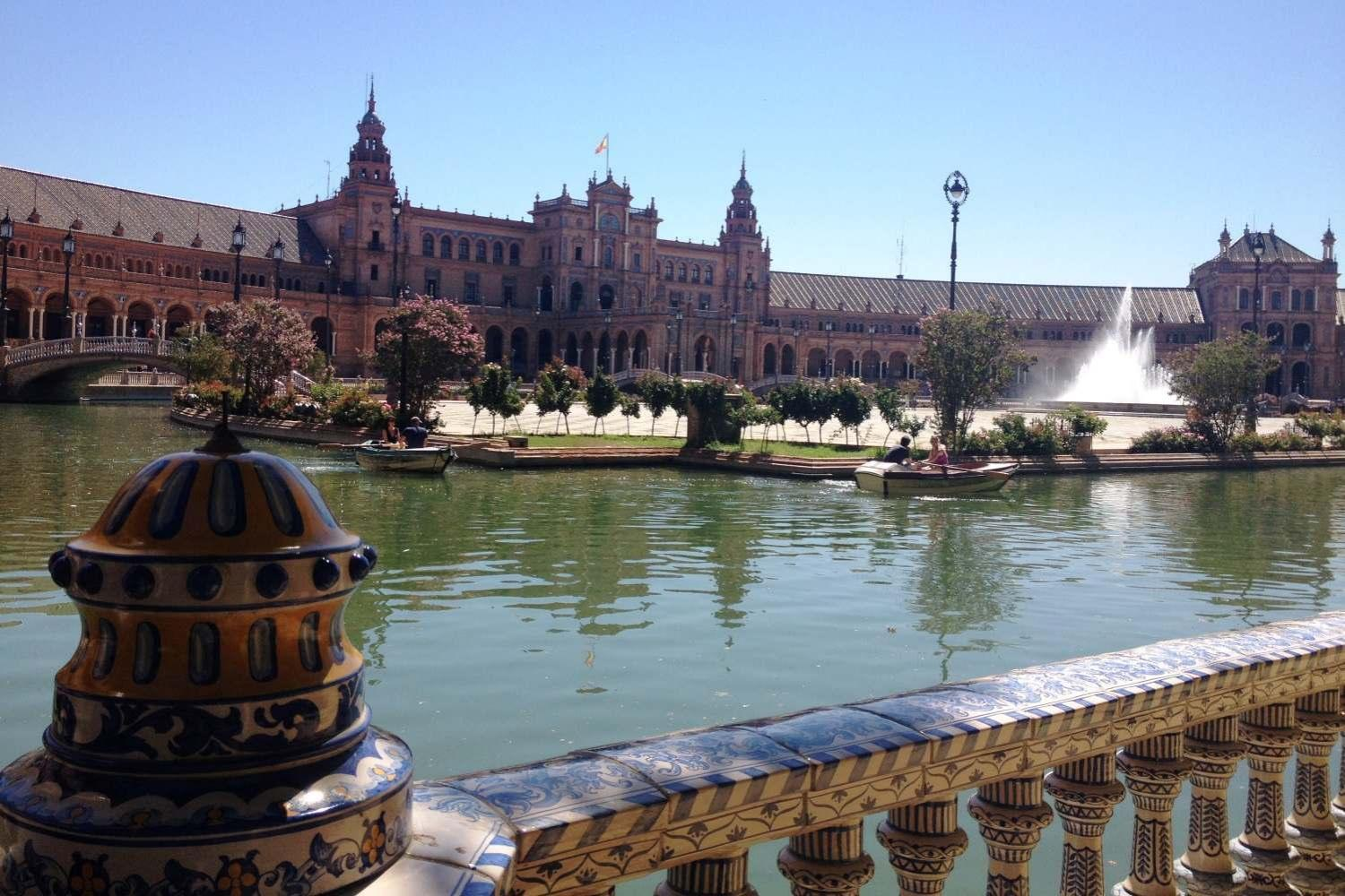 Tour to Seville and Cordoba from Madrid