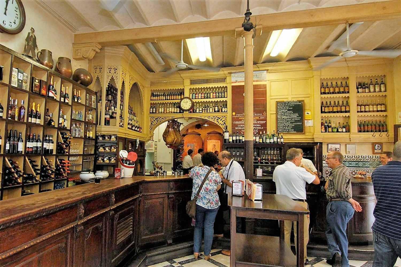 Seville Wine & Tapas Tour