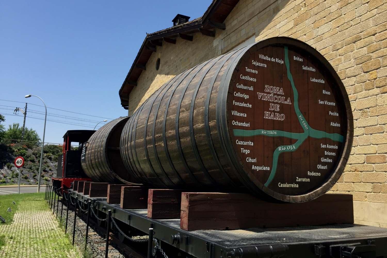 Barcelona to Rioja with wine tour