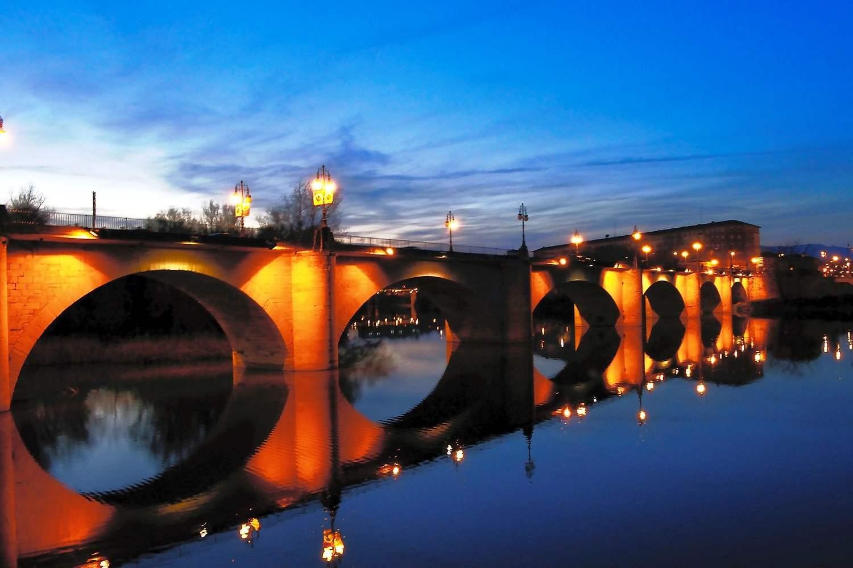 Escapada romántica en Logroño
