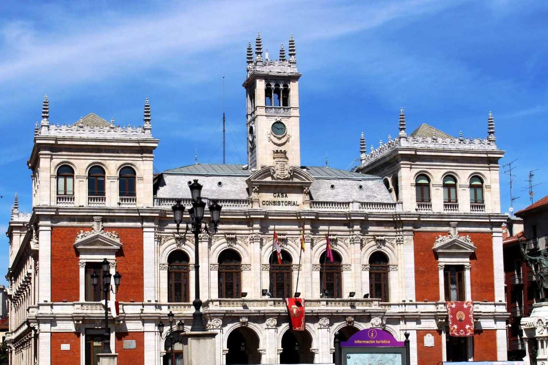 Escapada en el centro de Valladolid