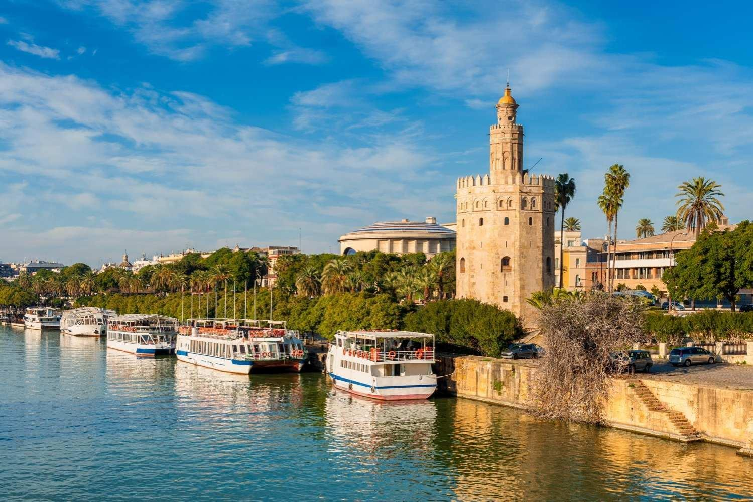 Madrid to Seville private tour