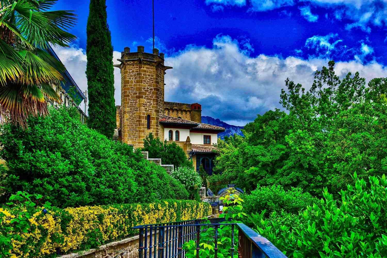 Un dia redondo en Laguardia, Rioja Alavesa