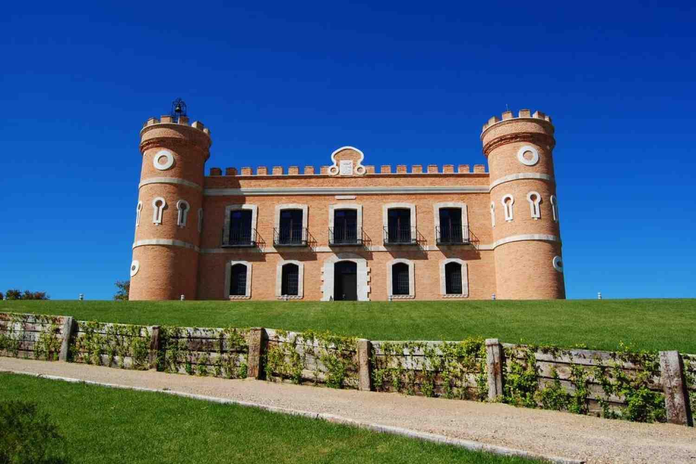 Escapada en un castillo en Zamora