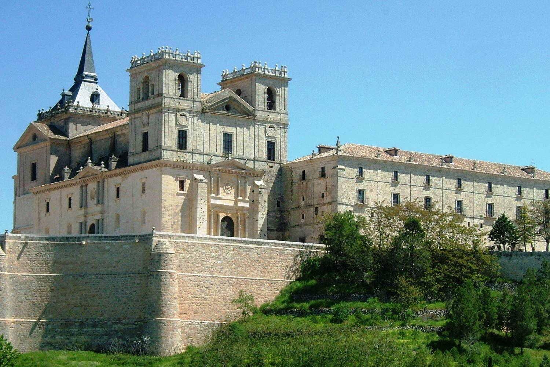 Visita libre al Monasterio de Uclés