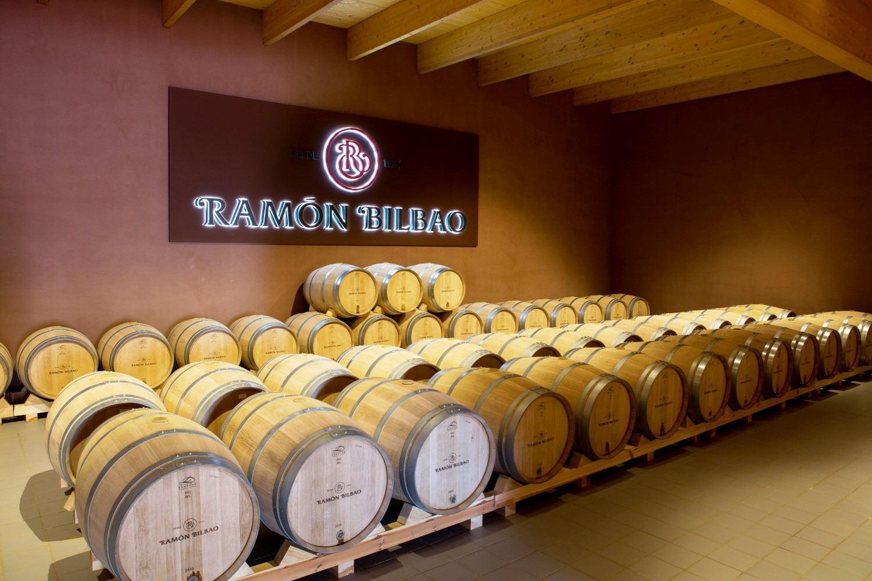 Visita a Bodegas Ramón Bilbao en Rueda