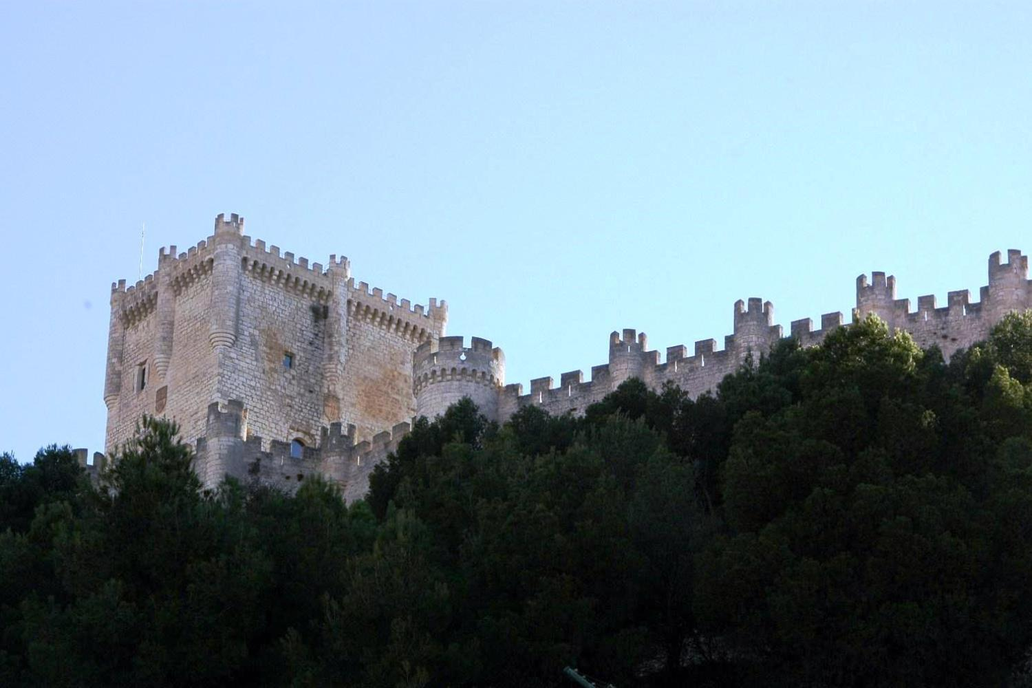 Beautiful terrace view from the all inclusive H10 Hotel in Gran Canaria