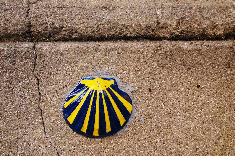 The main icon of Santiago de Compostela