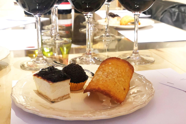 Maridaje vino y dulces La Rioja