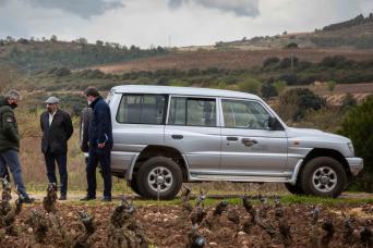 Private wine tours in Rioja, Spain