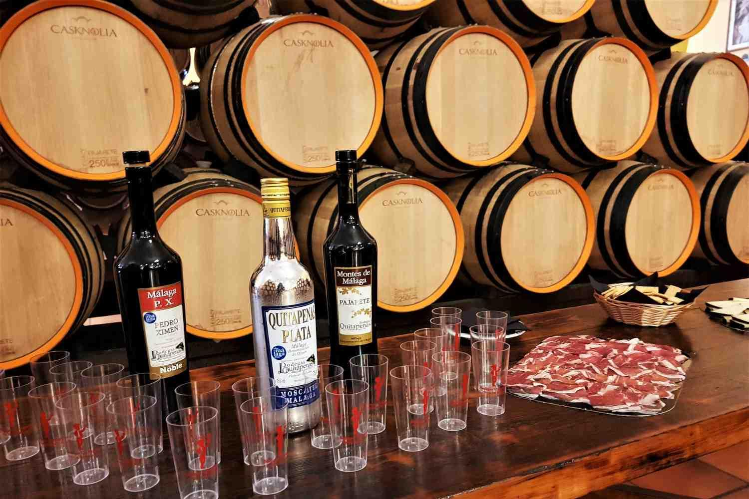 Private Wine Tour from Málaga