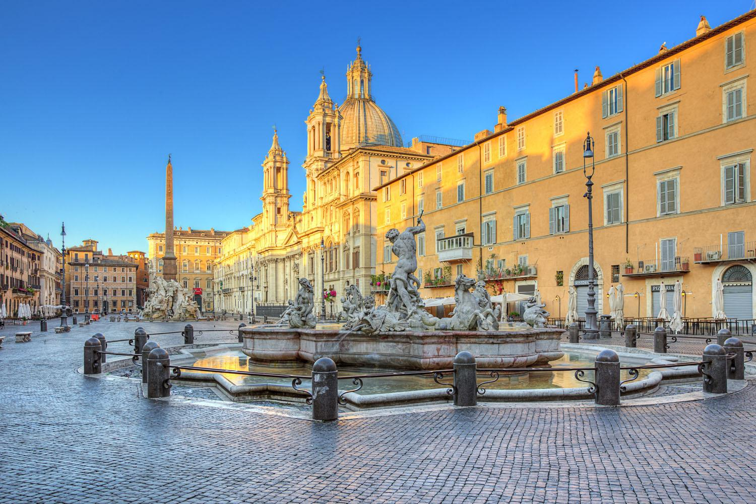 Rome Tours - Private Baroque Rome Walking Tours