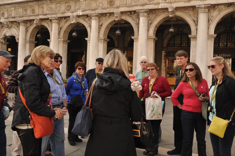 Avventure Bellissime's Original Walking Tours of Venice - heart of Venice
