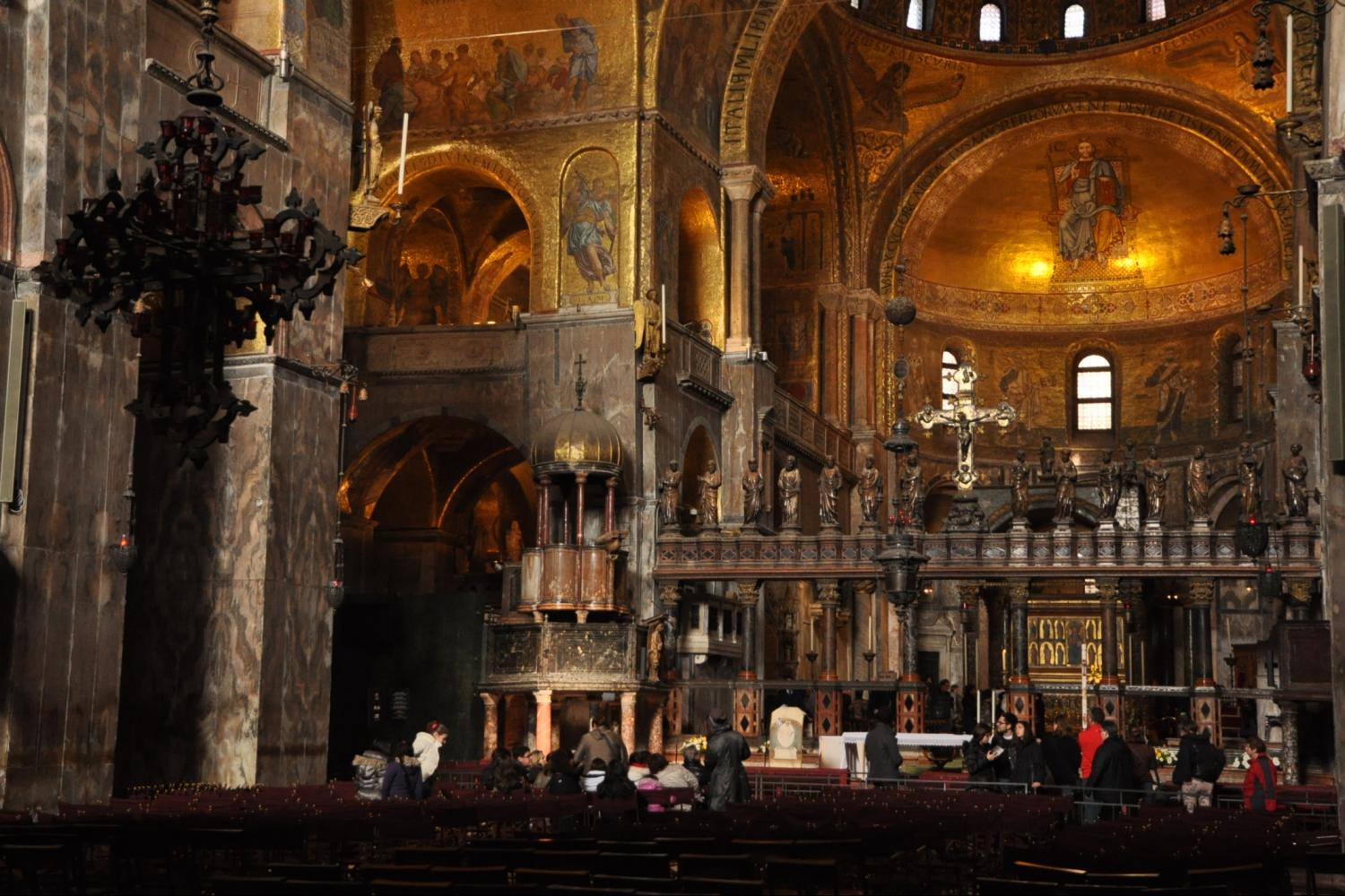 Best of Venice and St.Mark's Basilica walking tour - Skip the line ticktes to St. Mark's Basili