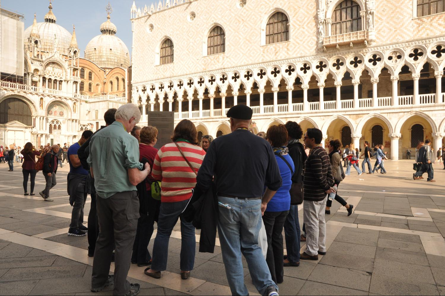 Best of Venice and St.Mark's Basilica walking tour - St. Mark's Basilica