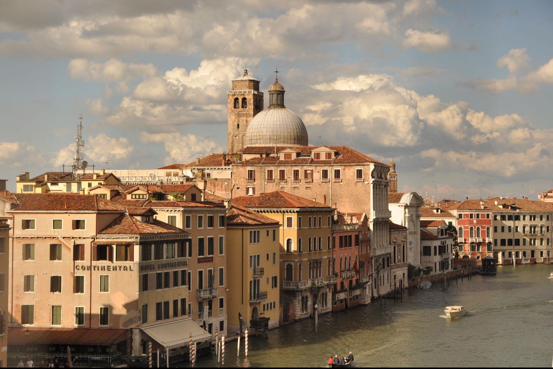Private Grand Canal Venice Port Shore Excursion