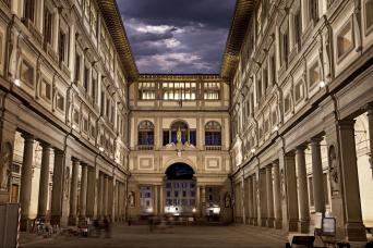 Private Uffizi Walk