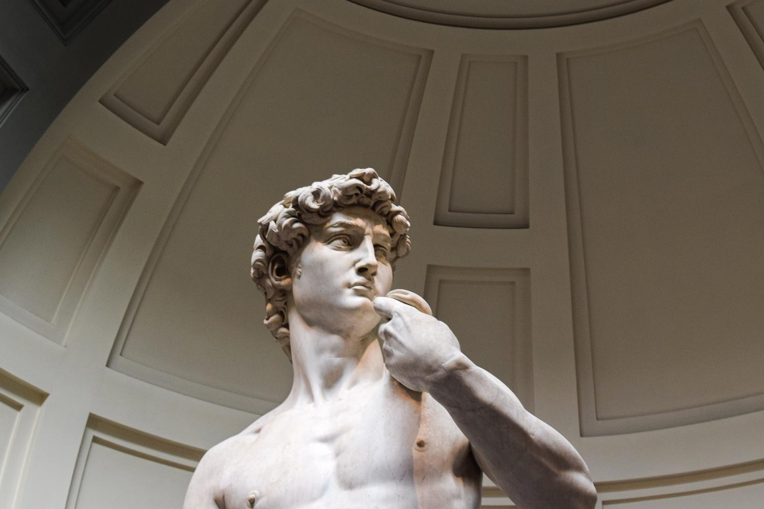 Private Michelangelo & David Florence Walking Tours