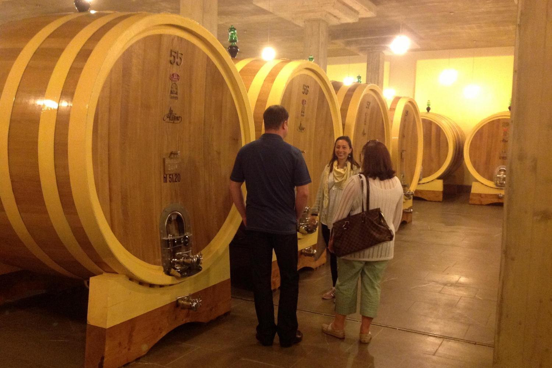 Private Chianti and Hilltowns Shore Excursion - Chianti Wine estate