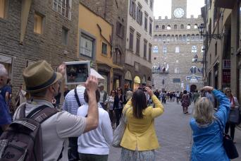 Small Group 'Skip the Line' Florence and David Walking Tours