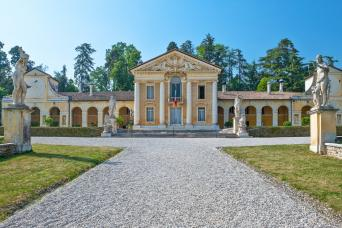 Private Palladio Villa Tour