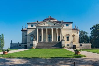 Private Palladio Vicenza & Villa Rotonda Excursion
