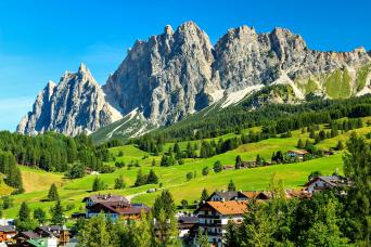Private Venice Dolomites and Cortina Tour