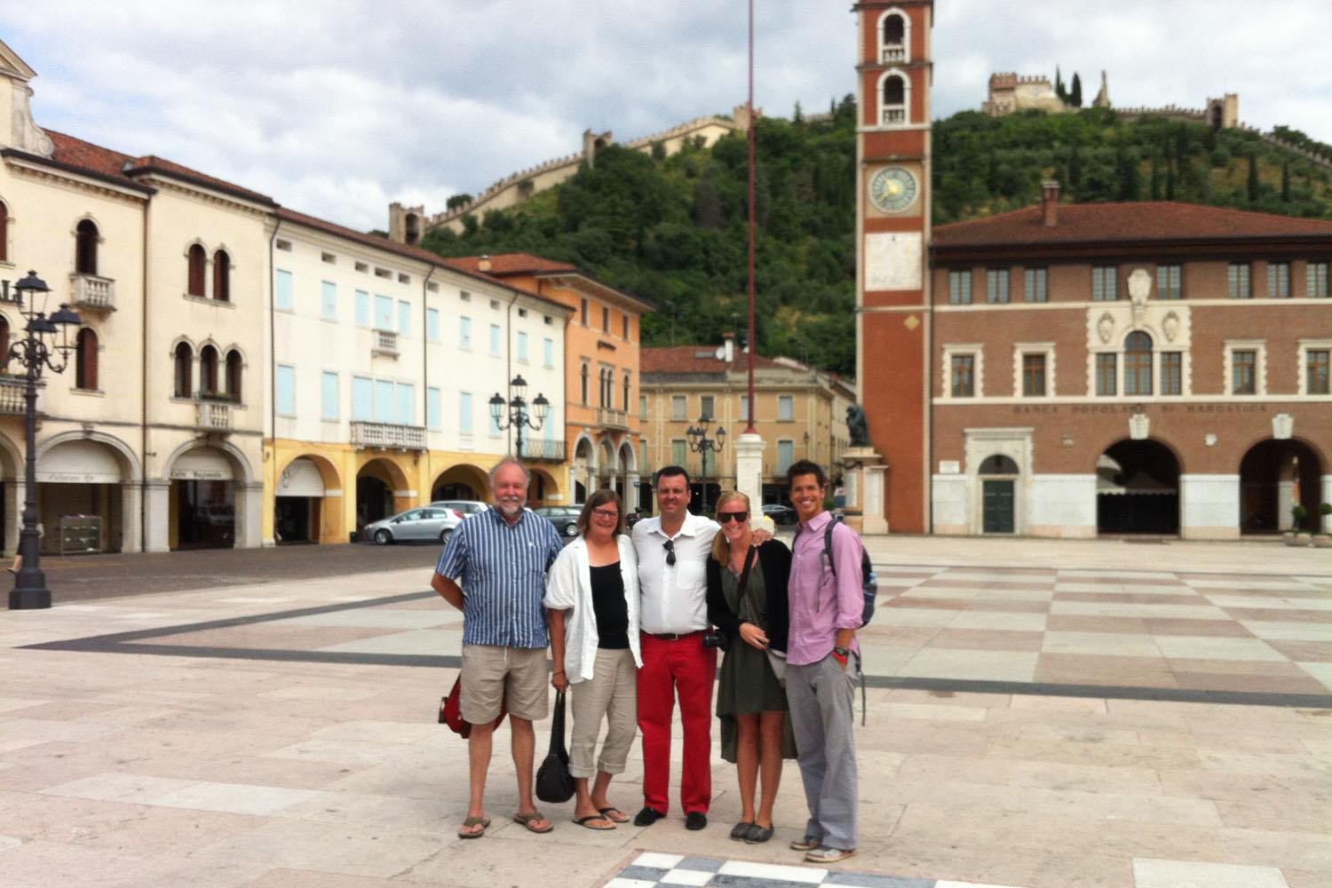 Private Venice Hill Towns of Veneto Day Tours