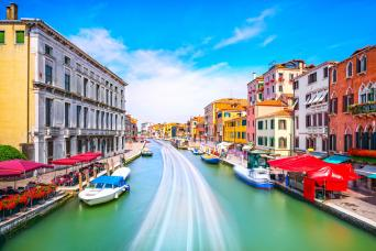 Private Cannaregio & Jewish Ghetto Walking Tours