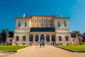 Private Rome Borghese Gallery Tour