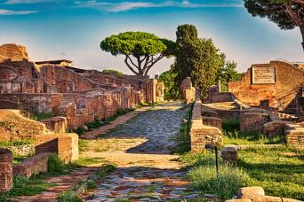 Private Ancient Rome Ostia Walking Tours