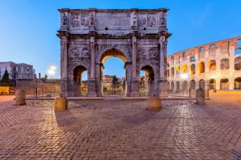 Small Group Walking Tours of Ancient Rome