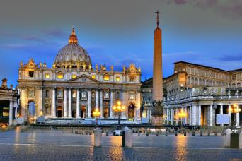 Small Group Vatican Sistine Chapel Walking Tours