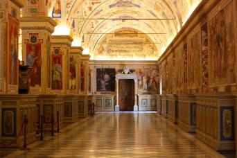 Private Vatican and Sistine Chapel Tour