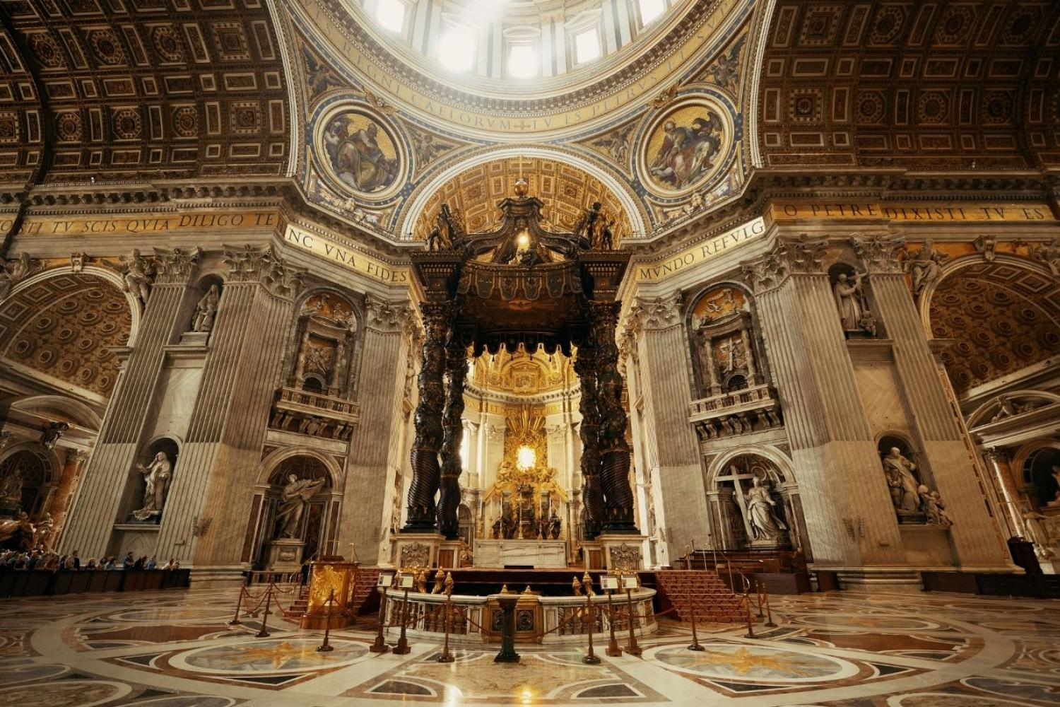 Private Vatican and Sistine Chapel Tours