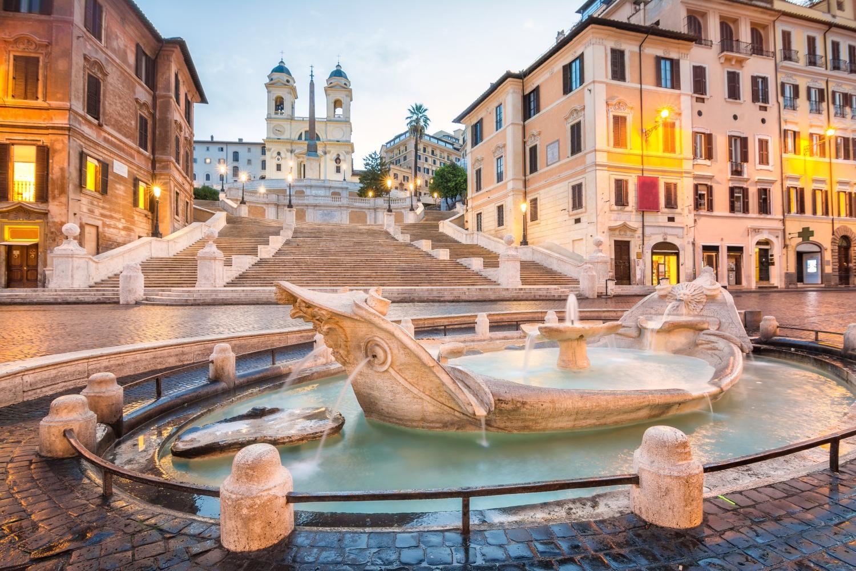 Rome Shore Excursions - Private Vatican & Monumental Rome Cruise Ship Excursions