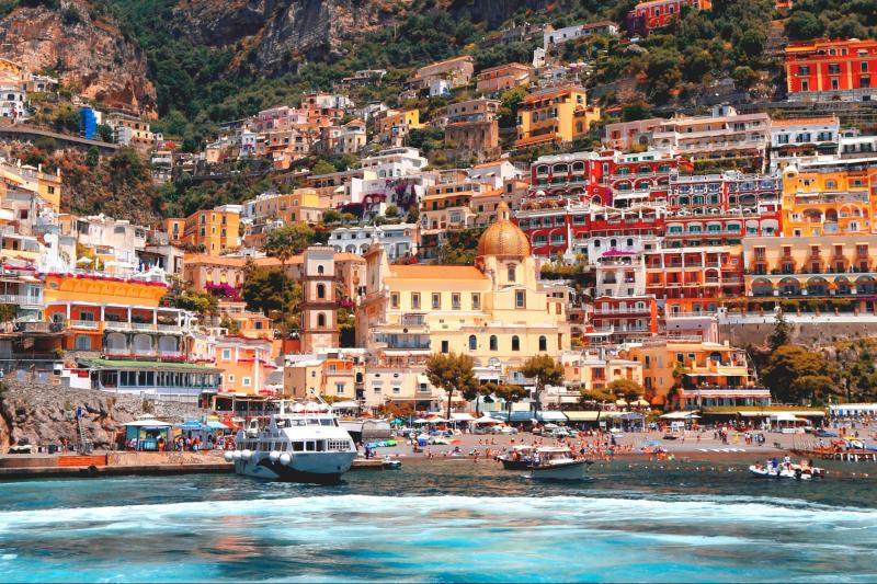 Private Naples to Pompeii & Amalfi Coast Trip