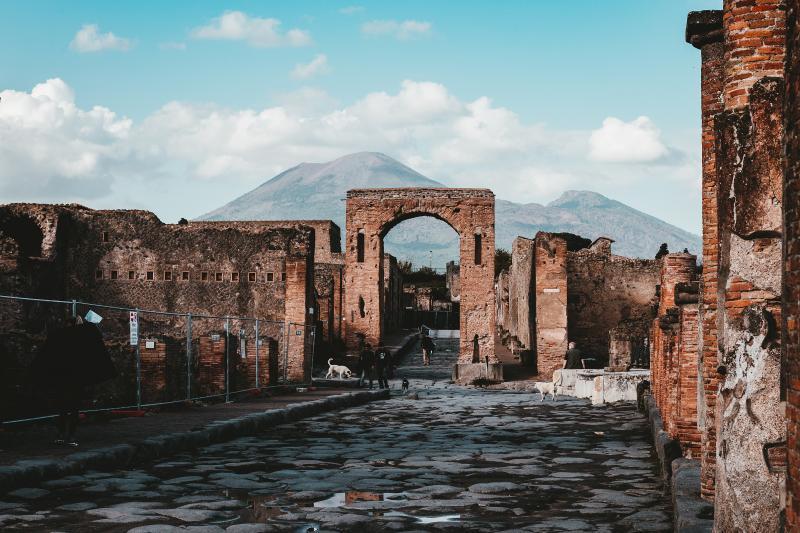 Private Naples to Pompeii & Vesuvius Excursion