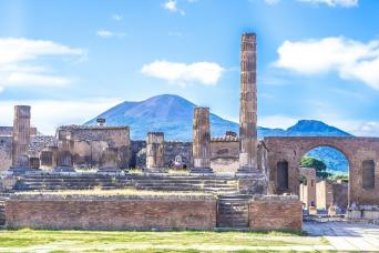 Private Naples Pompeii and Vesuvius Tours