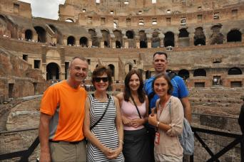 Semi-Private 8- Day Rome to Venice Essence of Italy Tour Packages
