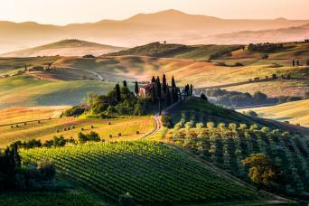 10 Day Semi Private Tuscany, Rome, Florence & Venice Vacation Package