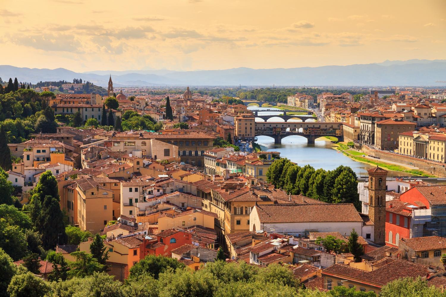 Semi-Private 10-Day Italy Vacation Packages featuring Tuscany
