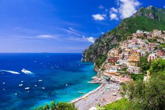 Budget Open Plan Amalfi Coast Italy Tours Packages