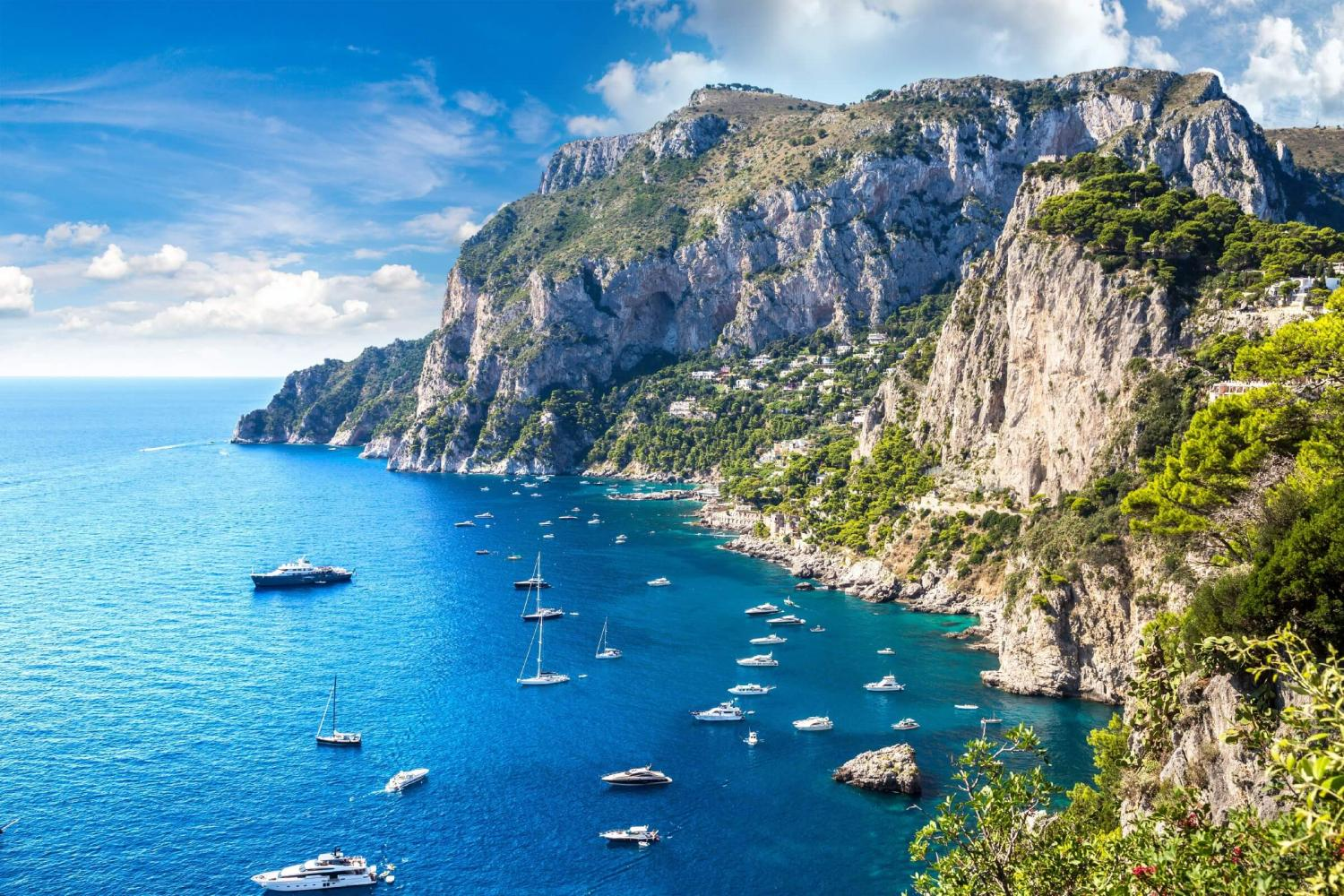 Private Naples Capri Island Tours