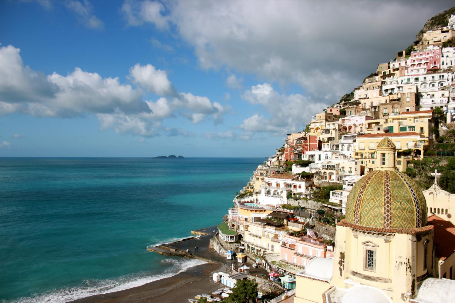 Private 8-Day Amalfi Coast Vacation Package